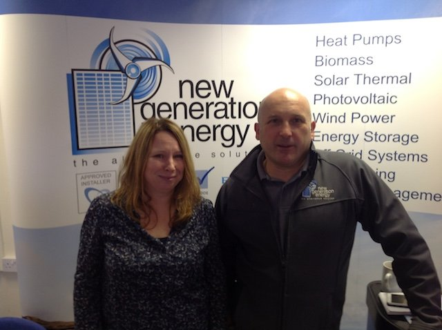 Andrew & Sonja New Energy Generation