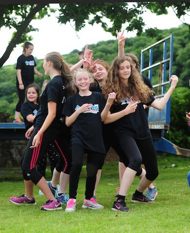 Devon Rotary Youth Games 030716