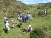 DA MEMBERS AT SITE OF 16TH CENTURY TIN MILL ON THE R.LYD  (PHOTO BY  ELISABETH GREEVES).jpg