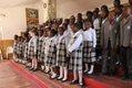 prefects Buyantanshi school in uniform