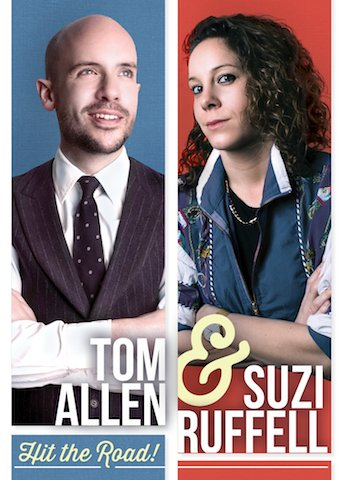 tom allen and suzi ruffell-hit the road-poster-no dates 2.jpg