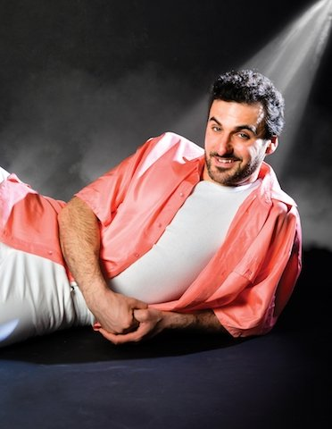 patrick monahan comedy at the george hotel south molton.jpg