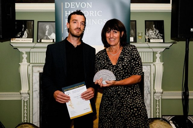 Devon Historic Buildings Trust Conservation Awards