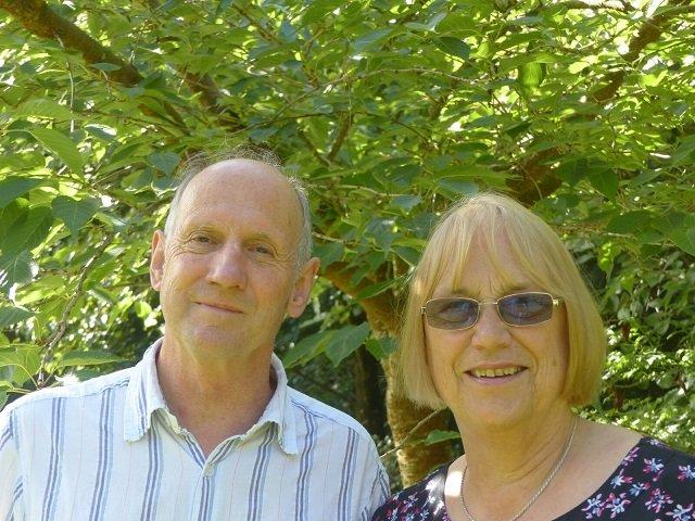 Edwina & Robin