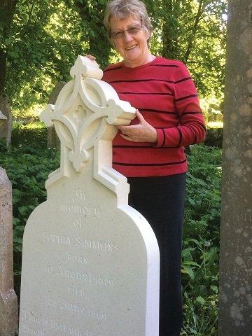 Sophia Simmons Memorial