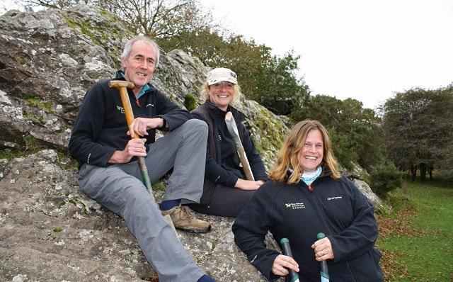 Become a Roborough Rock Volunteer!