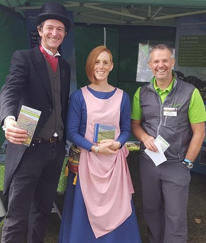 Devon dialect book at National Park Centres