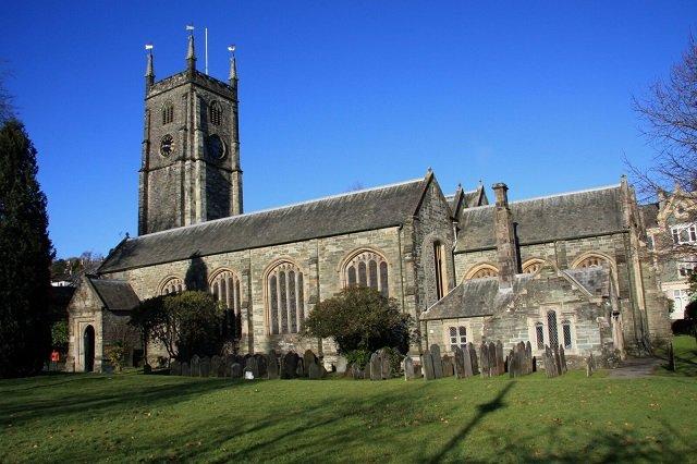 St Eustachius' launches 700th anniversary celebrations