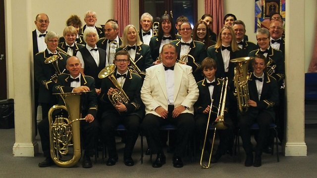 Stannary Brass Band Christmas Concert