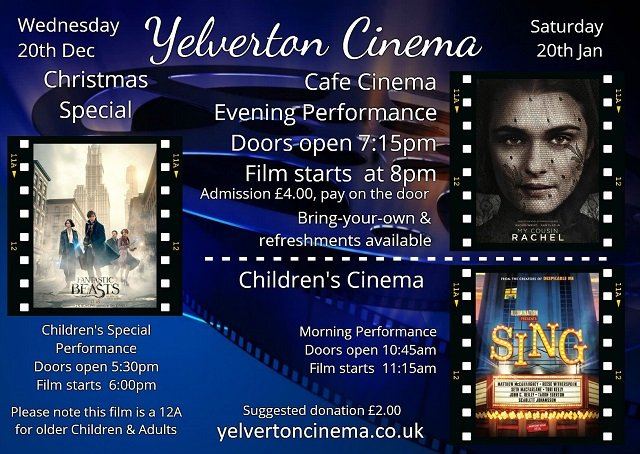 Yelverton Cinema