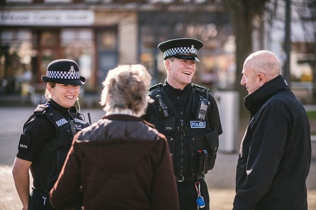 Okehampton Neighbourhood Policing Team