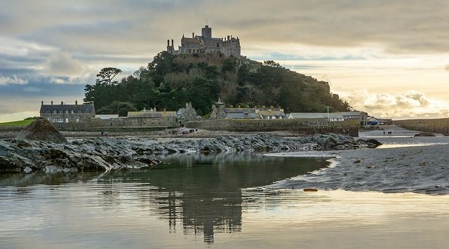St Michael's Mount by Martin Stephenson