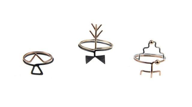 Corrine Eira Evans Jewellery Designer