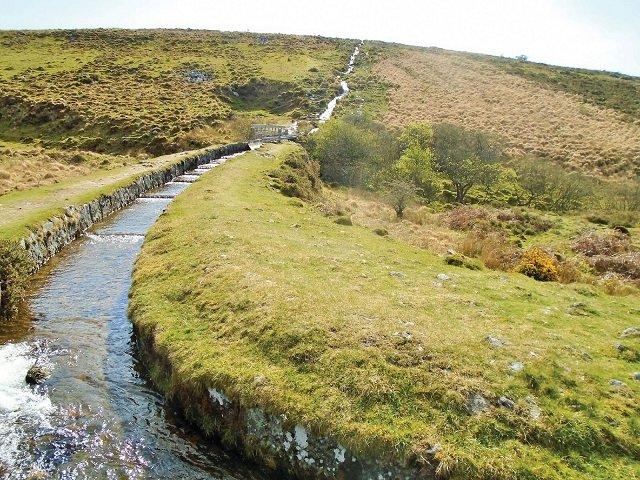 Devonport Leat at Raddicks Hill