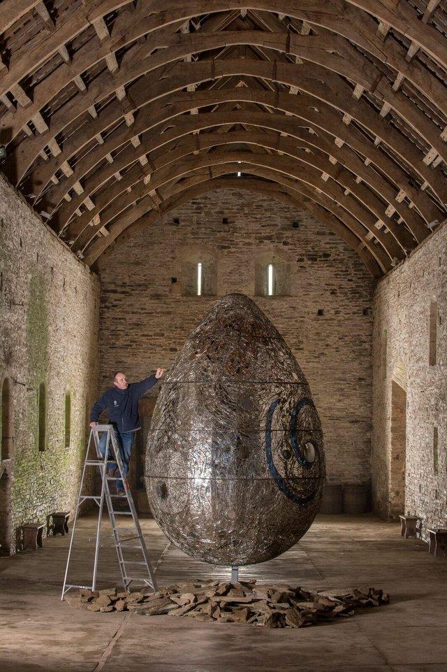 The Cosmic Egg