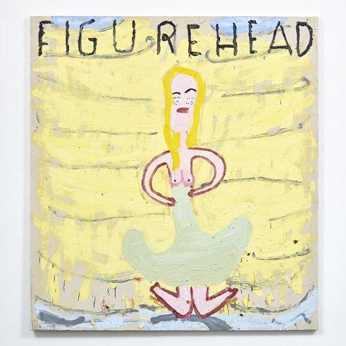 Figure Head on Boat