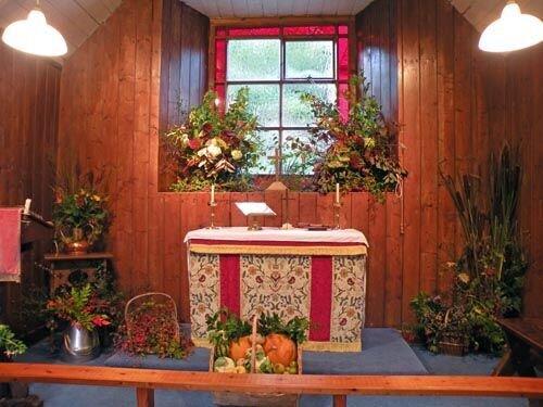 Doccombe Chapel Harvest Festival