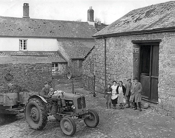 First Tractor Cossick Farm