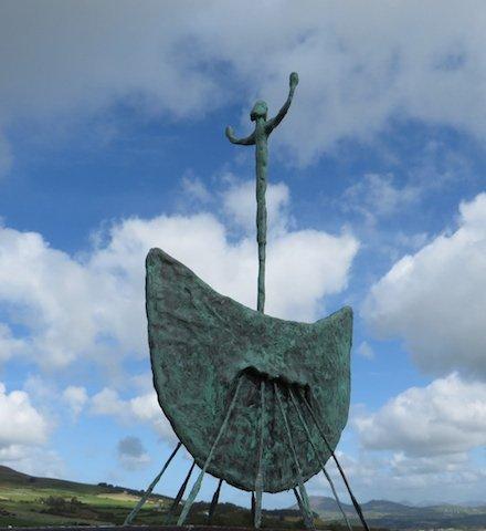 IvanMurray-Celtic journey-bronze resin- 20x40x10.jpg