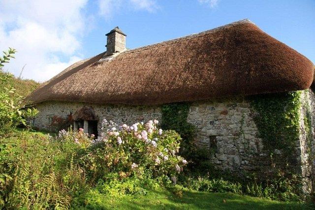 Medieval longhouse