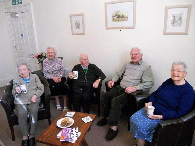 Abbeyfield Residents