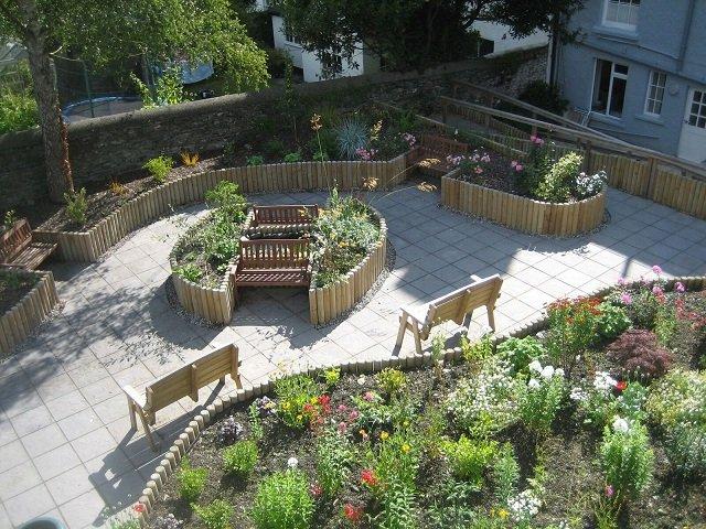 Drake Lodge Garden
