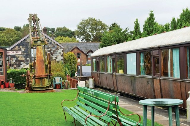 Chris Grove – Tamar Belle Heritage Railway Group