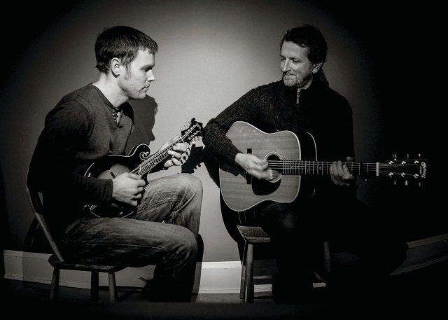 AdamBulley and Chas Mackenzie