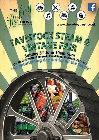Tavistock Steam Fair
