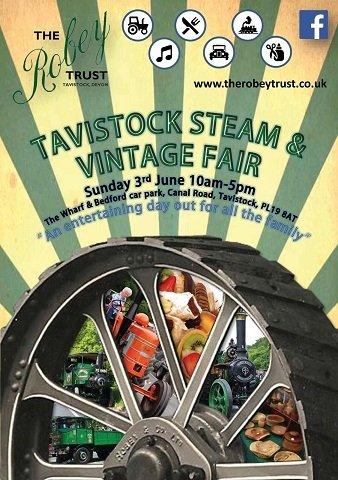 Tavistock Steam Fair