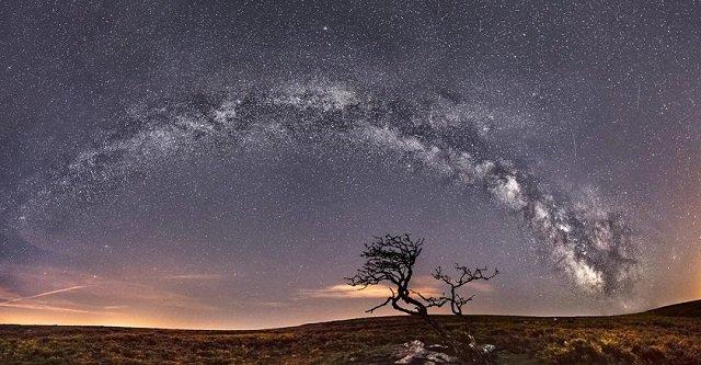Dartmoors Dark Skies