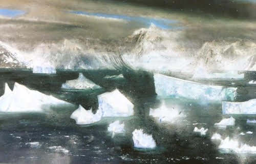 The Art of the Antarctic