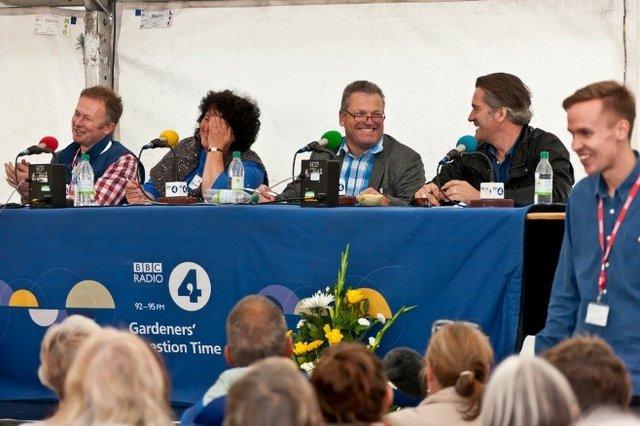 BBC Radio 4's Gardeners' Question Time
