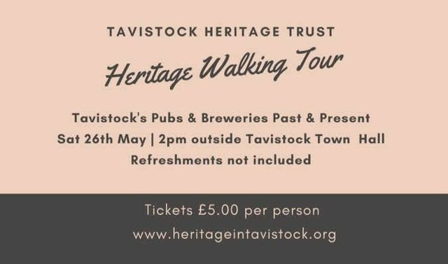 Tavistock Heritage Trust Walking Tour