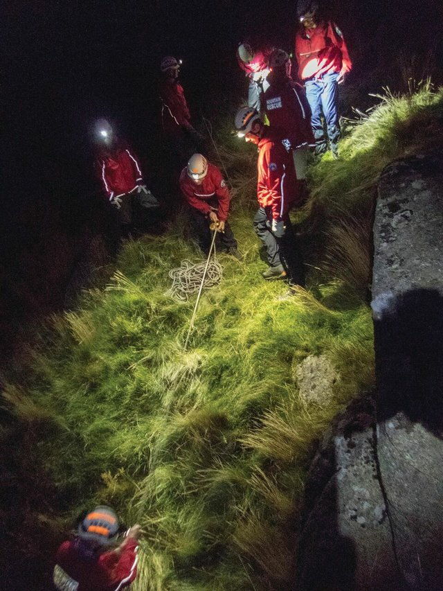 Dartmoor  Search  and  Rescue  Tavistock