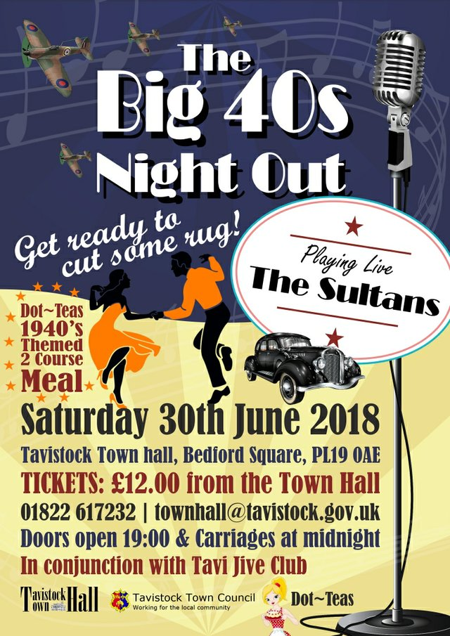 Big 40's night poster.jpg