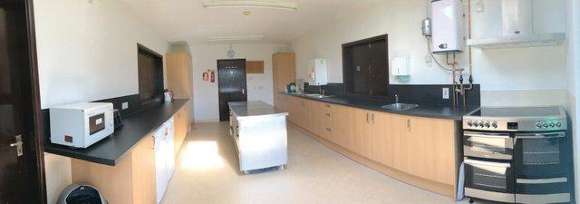 Yelverton Hall kitchen