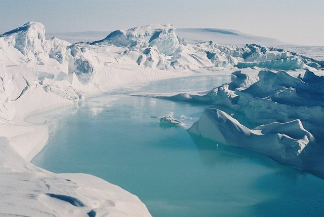 iceberg melt