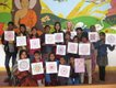 Art for orphans in India