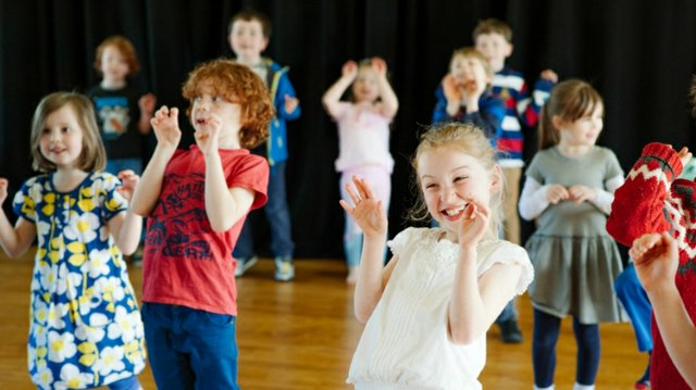 FAMILY WORKSHOPS 3-7 YEARS