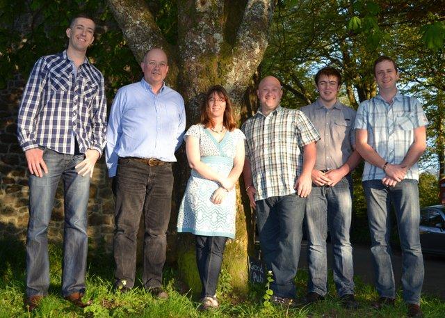 Dartmoor Pixie Band and caller Sarah Bazeley