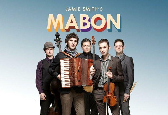 Jamie Smith's Mabon