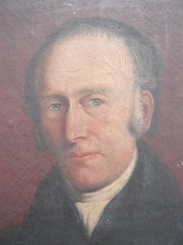 "George Pearse (1786-1857) one of the ""Sticklepath Indrustrialists"""