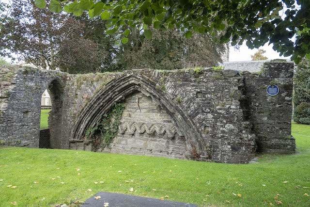 Tavistock Abbey ruins.jpg