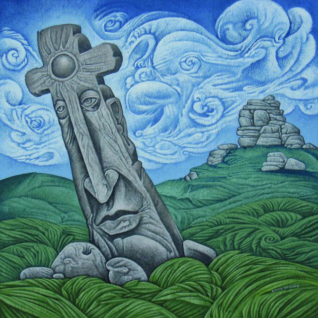 Dartmoor Cross by David Brooke.jpg