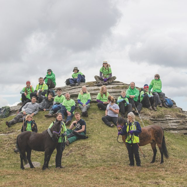 ft18 on the tor as a group.jpg