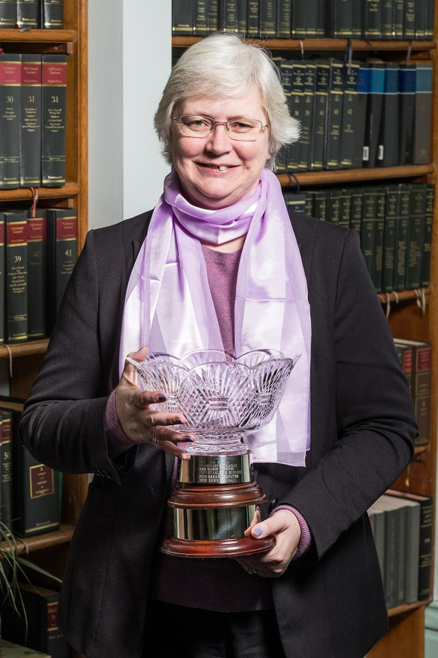 Sue Williams of Charlesworth Nicholl
