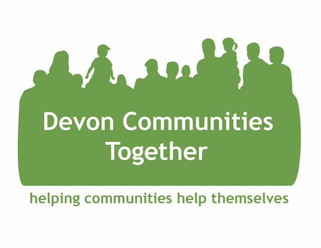 DCT logo with strapline Love Devon match