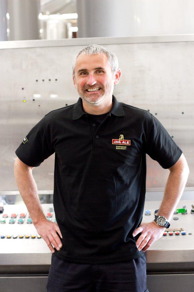 Dartmoor Brewery MD Ian Cobham 2.jpg