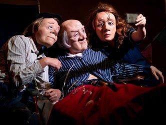 Vamos theatre present 'Dead Good'